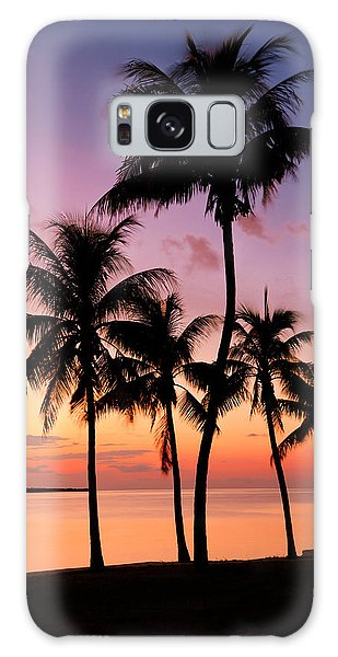 Beaches Galaxy Case - Florida Breeze by Chad Dutson
