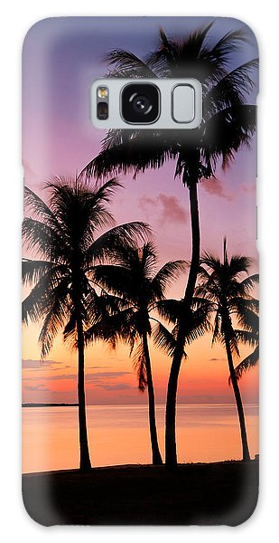 Beach Galaxy S8 Case - Florida Breeze by Chad Dutson