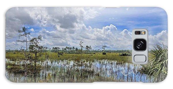 Florida Everglades 0173 Galaxy Case