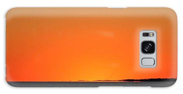 Florida Orange Galaxy Case