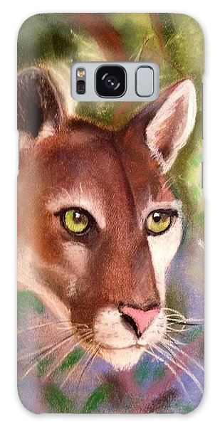 Florida Panther Galaxy Case