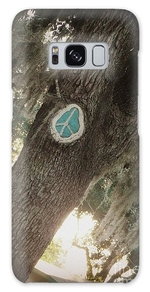 Florida Peace Galaxy Case by Valerie Reeves