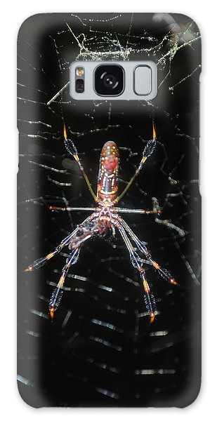 Insect Me Closely Galaxy Case