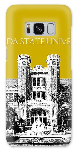 Florida State University - Gold Galaxy Case by DB Artist