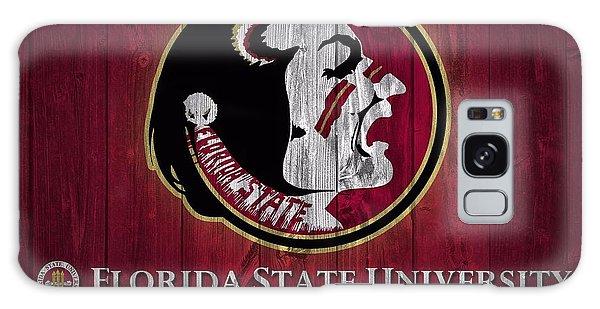 Florida State University Barn Door Galaxy Case