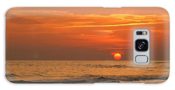 Florida Sunset Galaxy Case