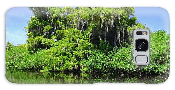 Florida Swamps Galaxy S8 Case
