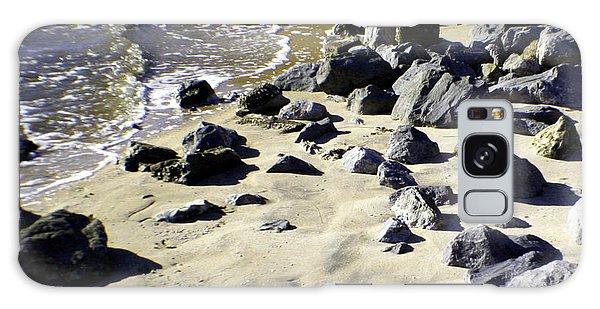 Florida Town Beach Galaxy Case