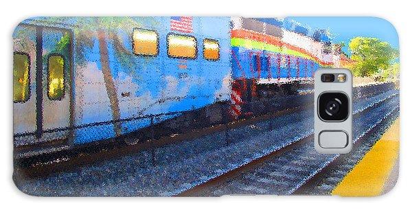 Florida Train Galaxy Case