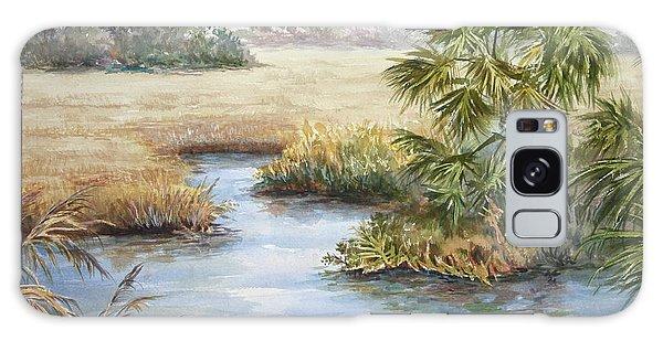 Florida Wilderness IIi Galaxy Case by Roxanne Tobaison
