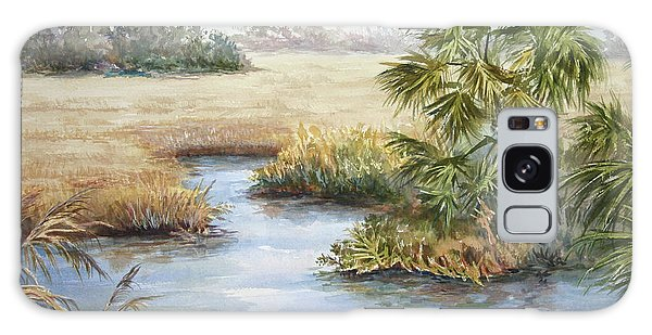 Florida Wilderness IIi Galaxy Case by Roxanne Tobaison