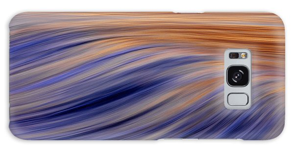 Flow  C6j7812 Galaxy Case by David Orias