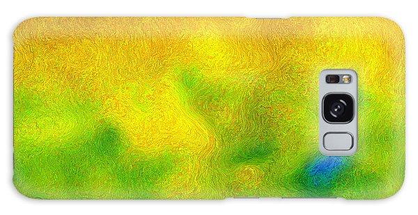 Flow Galaxy Case by Deborah  Crew-Johnson