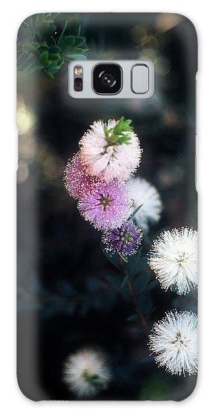 Flower 47 Galaxy Case