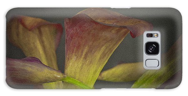 Flower #934 Galaxy Case