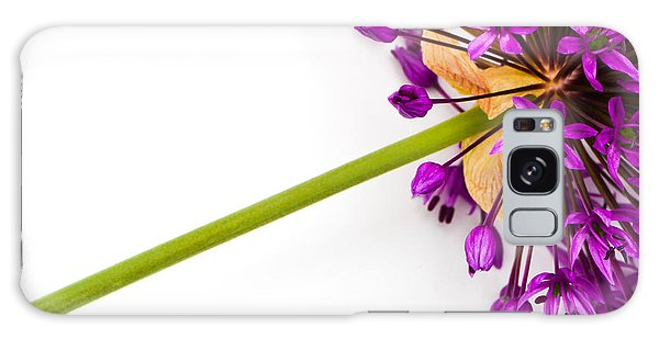 Flower At Rest Galaxy Case