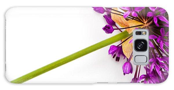 Flower At Rest Galaxy Case