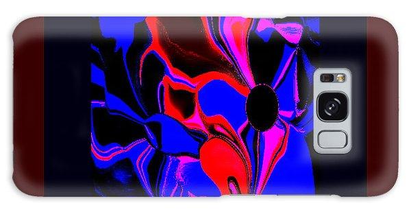Flower Bush Galaxy Case