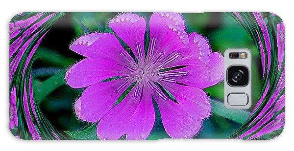 Flower Dream Galaxy Case