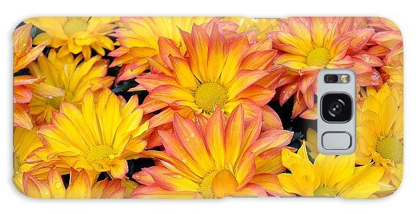 Flower  Galaxy Case by Gandz Photography