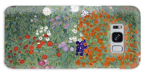 Flower Garden Galaxy S8 Case