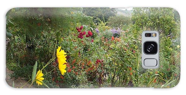 Flower Garden II Galaxy Case