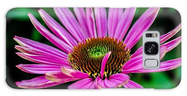 Flower Macro 3 Galaxy Case