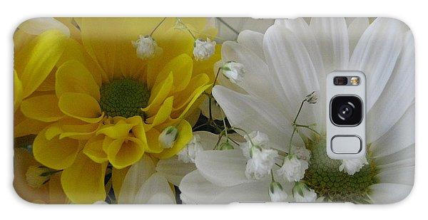 Flower Mix Galaxy Case