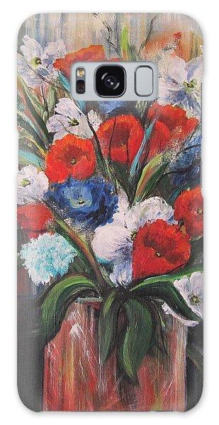 Flower Pride Galaxy Case