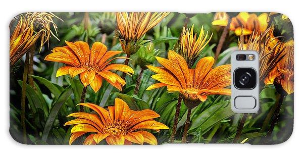 Flower Town Galaxy Case