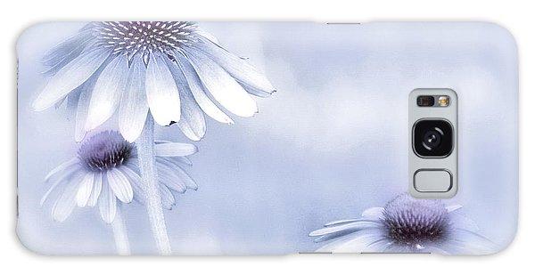 Flower Trio  Galaxy Case by Andrea Kollo