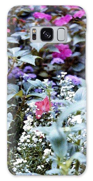 Flower Variety Garden Galaxy Case
