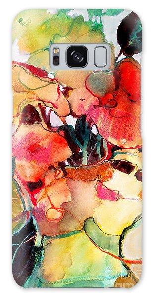 Flower Vase No. 2 Galaxy Case