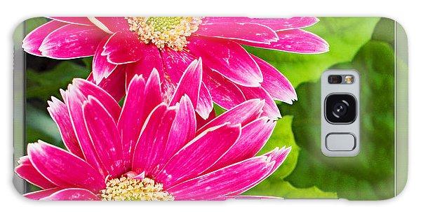 Flower1 Galaxy Case by Walter Herrit