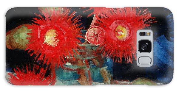 Flowering Gum Still Life Galaxy Case
