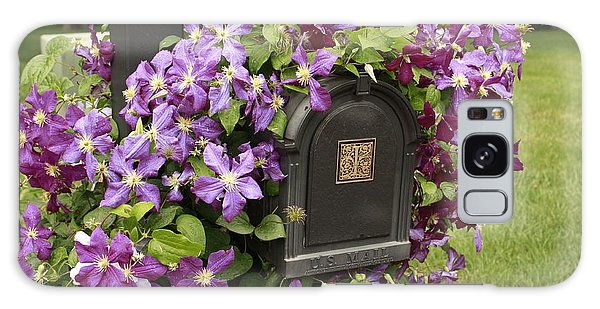 Flowering Vine  Galaxy Case