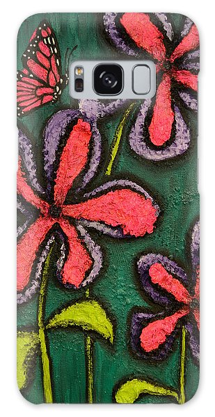 Flowers 4 Sydney Galaxy Case