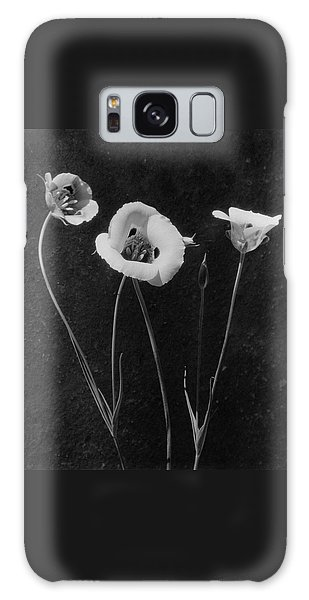 Flowers In Louise Beebe Wilder's Garden Galaxy Case