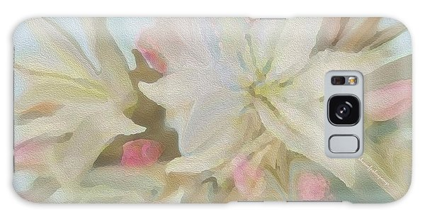 Flowers In Spring  Take Our Breathe Away Galaxy Case by Sherri's Of Palm Springs