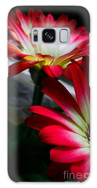 Flowers Just For Mr. Toes Galaxy Case