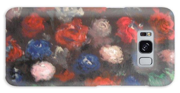 American Floral Galaxy Case