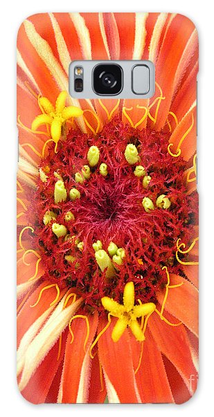 Flowers Within A Flower Galaxy Case