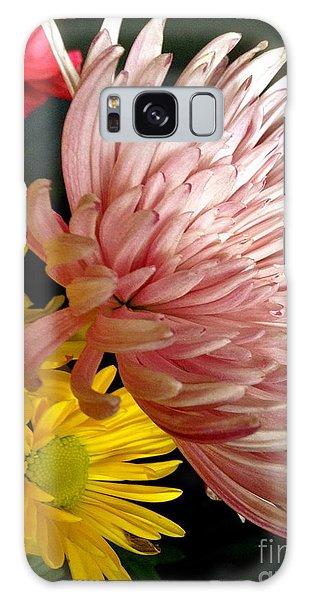 Flowers3 Galaxy Case