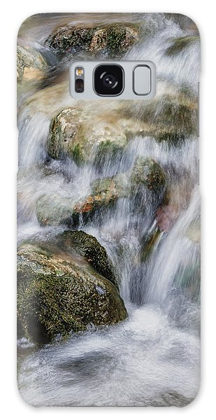 Flowing Waters Galaxy Case by Diana Boyd
