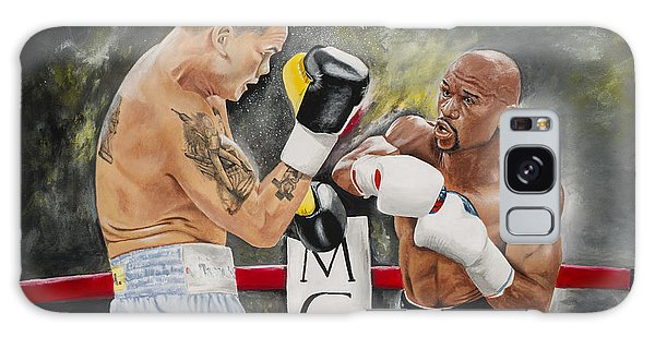 Floyd Mayweather Galaxy Case