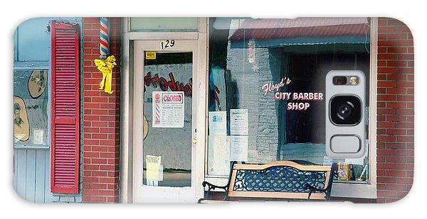 Floyd's Barber Shop Nc Galaxy Case