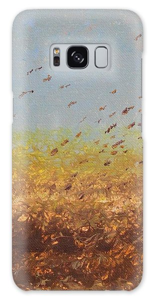 Fly Away Home Galaxy Case