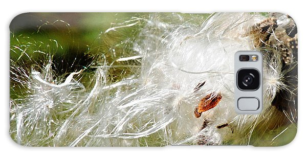 Fly Away Milkweed Galaxy Case by JRP Photography