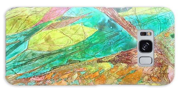 Fly Fishing  Galaxy Case by Isaac Alcantar