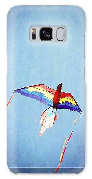 Fly Free Galaxy Case